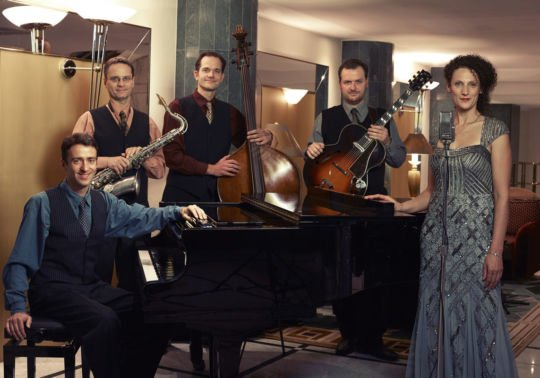 Swingfonix & Petra Ernyei