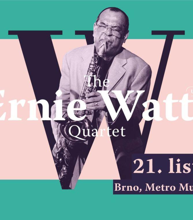 Moravia Music Fest 2017 – The Ernie Watts Quartet (USA)