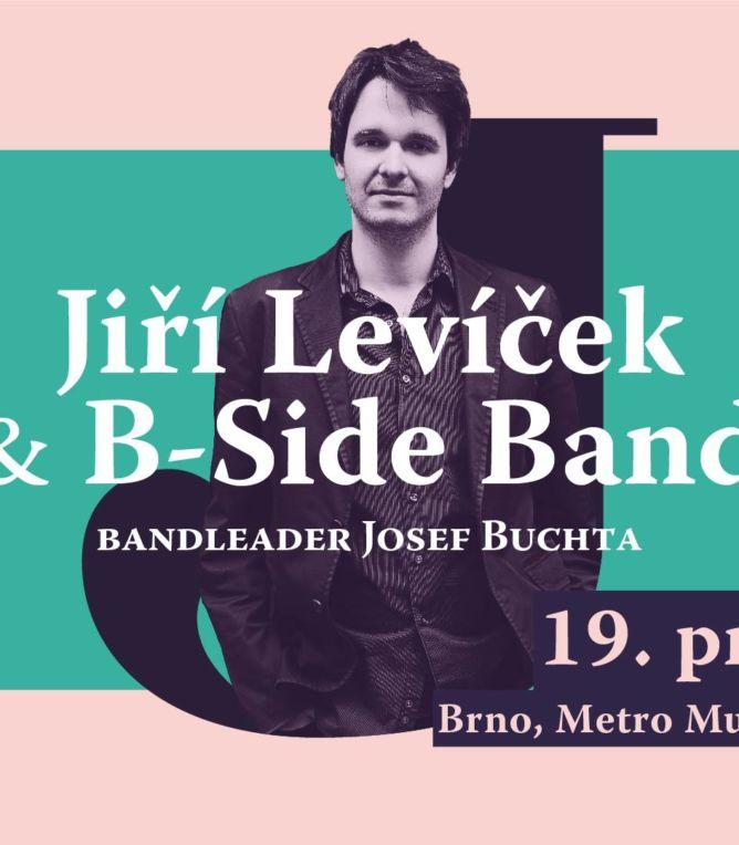 Moravia Music Fest 2017 – Jiří Levíček & B-Side Band