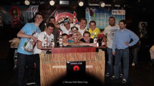 1. Havana Club Metro Cup
