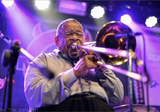 Fred Wesley and The New JB´s (USA)