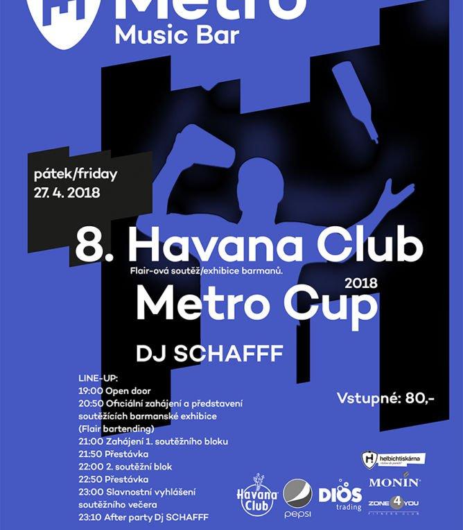 8. Havana Club Metro Cup