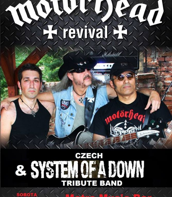 System Of A Down + Motörhead Revival