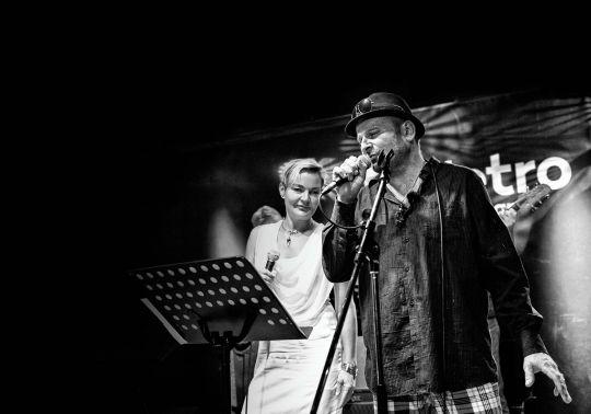 Darek Neumann & Pavla Roof & Apart Quartet