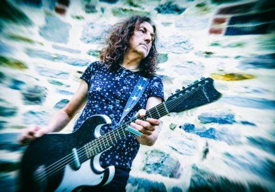 Gwyn Ashton (UK) + Tom Jegr Gang (CZ) – Blues Rock Fest 2018