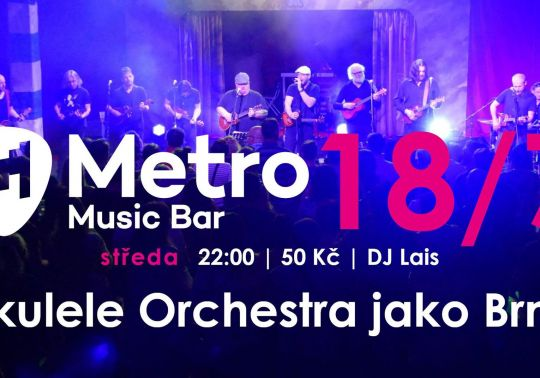Ukulele Orchestra jako Brno