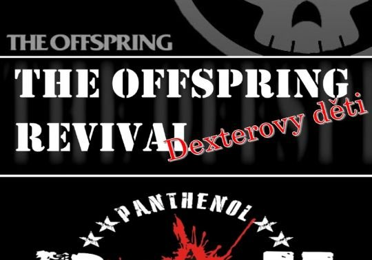 Offspring Tribute – Dexterovy děti + Panthenol