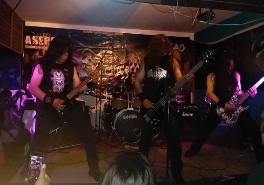 Septicem (MEX) + Asgard + Hefaistova lyra