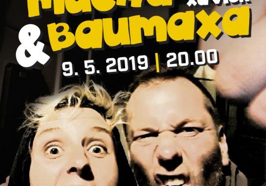 Nikola Mucha + Xavier  Baumaxa