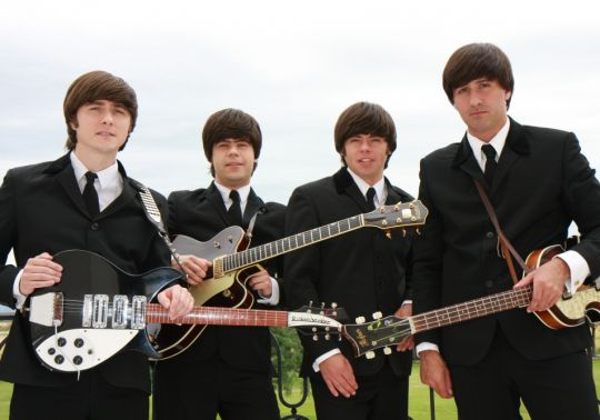 TheBackwards – Beatles Revival (SK)