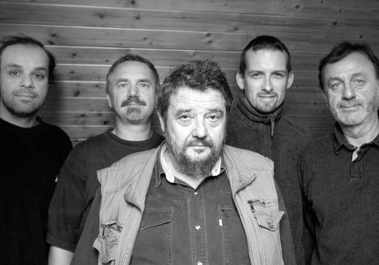 Jan Spálený & ASPM – křest nového alba