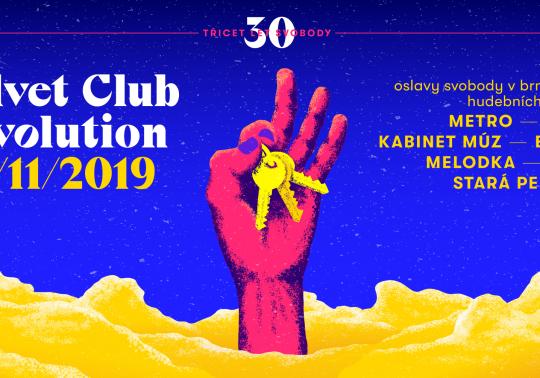 Velvet Club Revolution