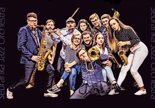 Sebranka Jazz Orchestra – přesunuto na 29.9.