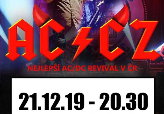 AC/CZ (top AC/DC tribute show) + support: G.O.C.