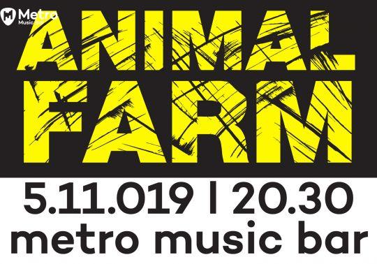 Animal Farm + Universe B