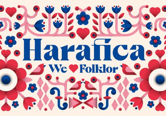 We <3 folklor: Harafica