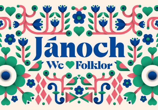 We <3 folklor: CM Jánoch