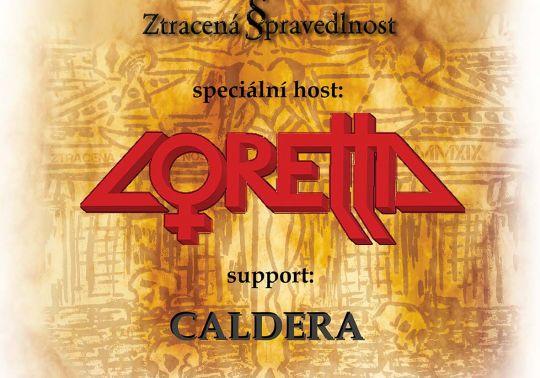 Aldabra – křest alba, hosté: Loretta + Caldera /Friday Night Fever Dj Jay2x