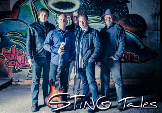 MIGUELITO EL FUEGO – Sting Tales Tribute Band