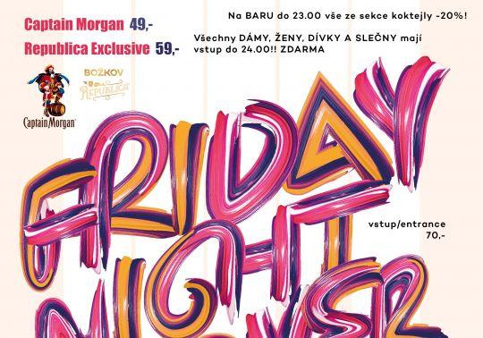 Friday Night Fever – DJ Harosh