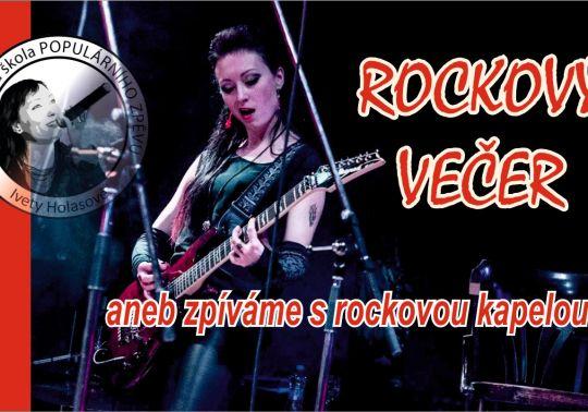 ROCKOVÝ VEČER Soukromé školy populárního zpěvu/ Friday Night Fever Dj Folteen