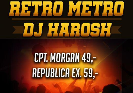 Retro Metro – DJ Harosh