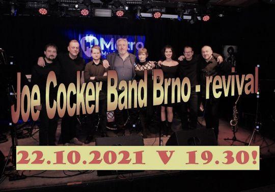Joe Cocker Revival Band Brno