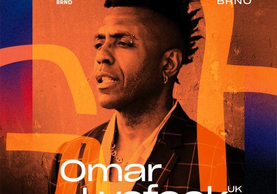 GROOVE BRNO: Omar Lyefook (UK)